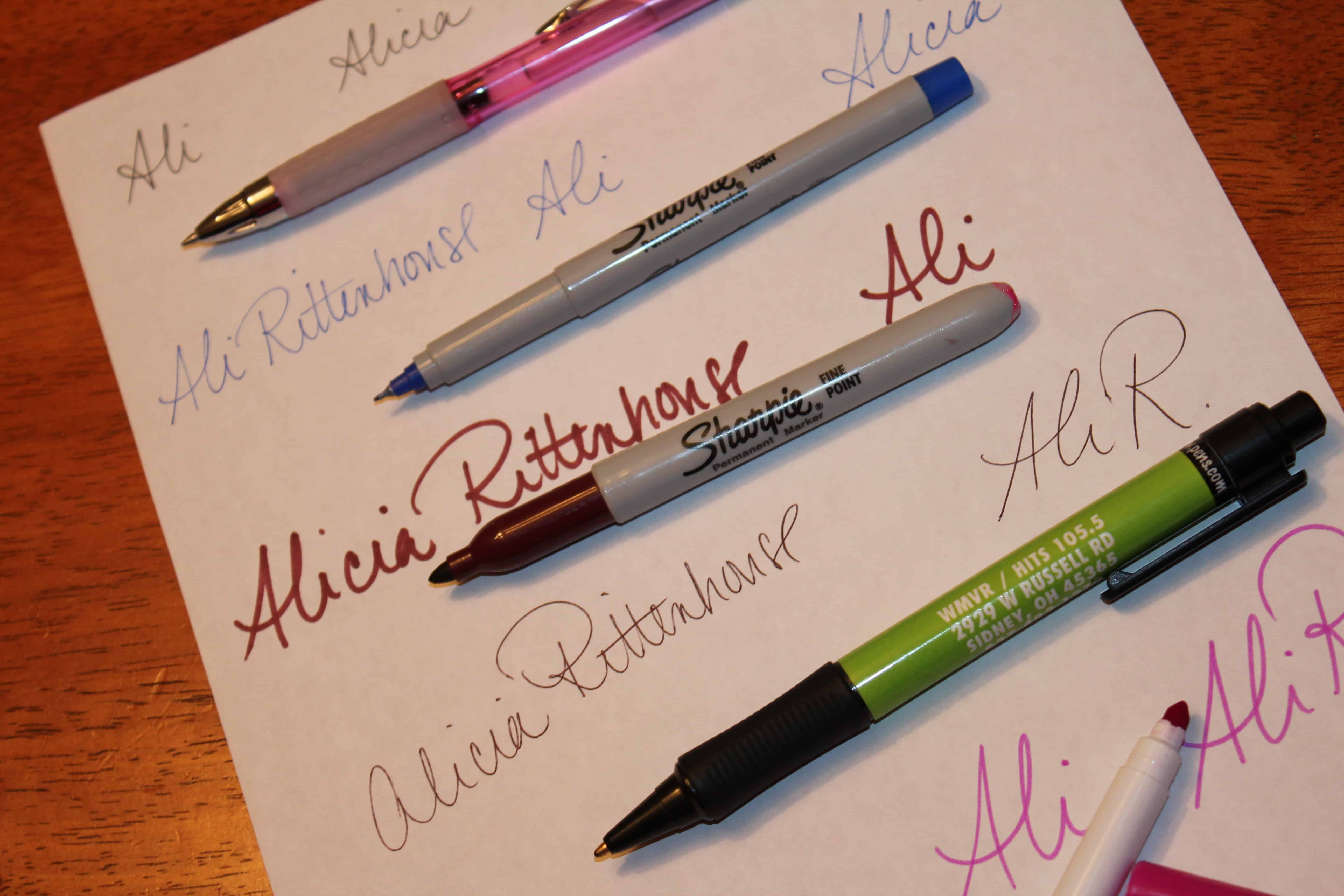 How to Add Your Handwritten Signature to Your Website - Ali ...