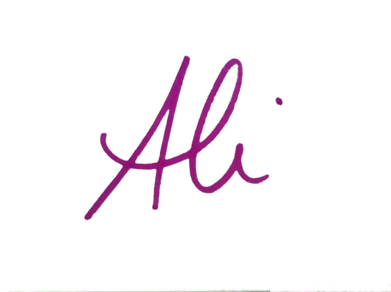 How To Add Your Handwritten Signature To Your Website