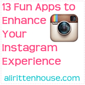 13 Apps To Enhance Your Instagram Experience