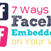 7 Ways to Use Facebook's New Feature for Embedding Public Posts on Your Website
