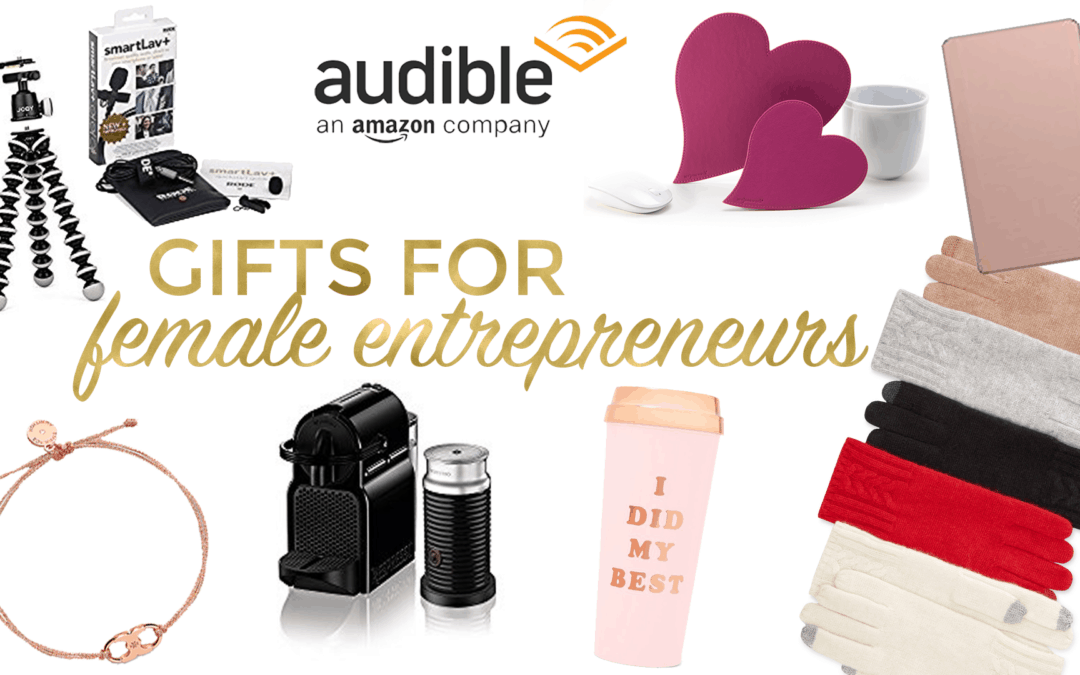 Holiday Gifts for your Fave Female Entrepreneur